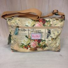 Tourist Bag - Floral Posy