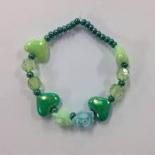 Childrens Green  Bracelet Kitset