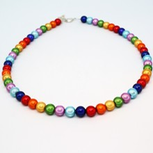 Thai Miracle Necklace- Rainbow Colours