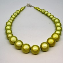 Thai MIracle Necklace - Yellow