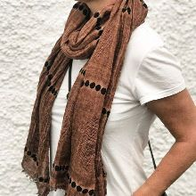 Reversible Pattern Scarves