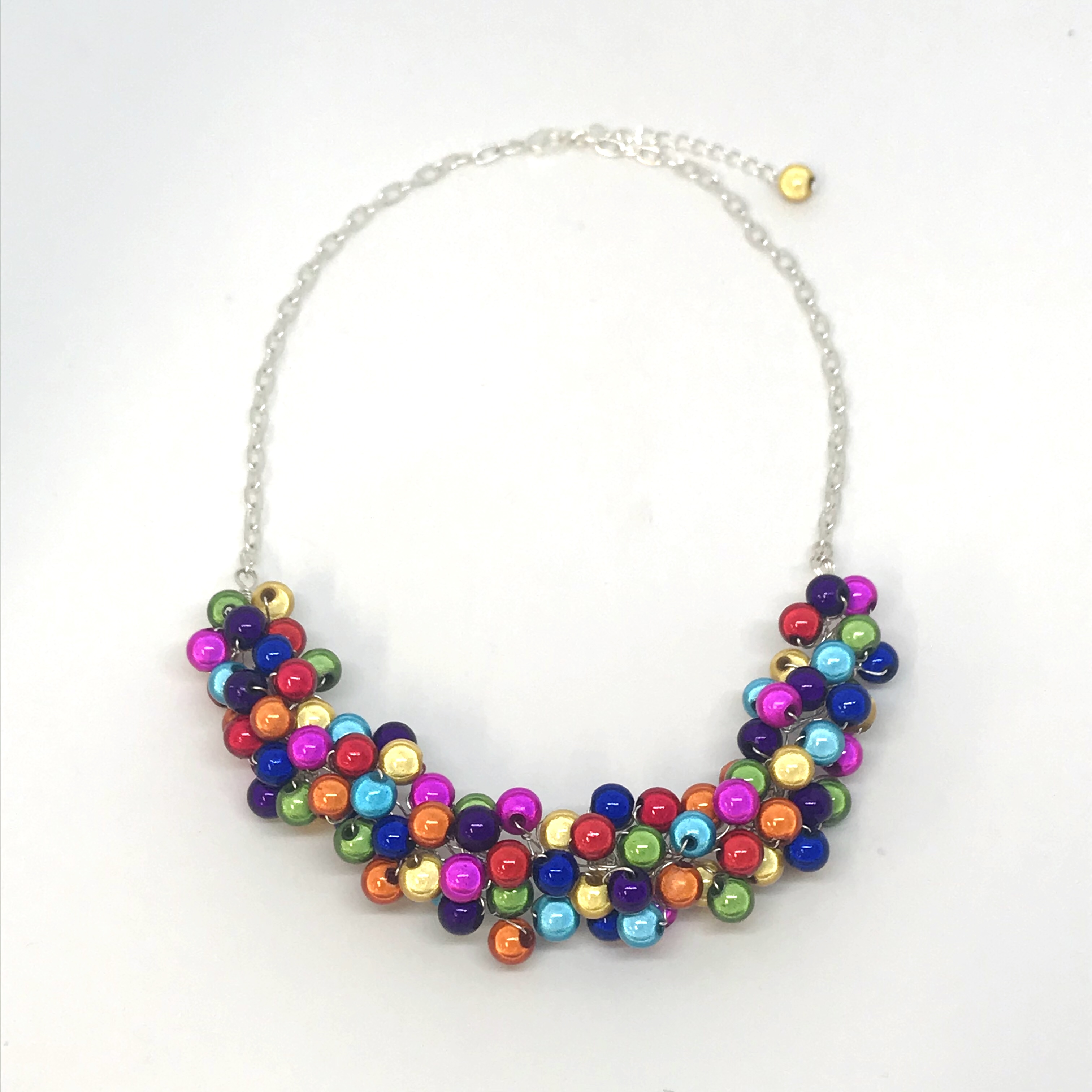 Thai Miracle Twisted Woven Necklace